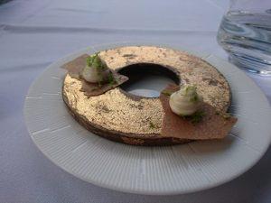 Osteria 60's Amuse-Bouche
